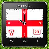 Watchface England (Sony SW2)
