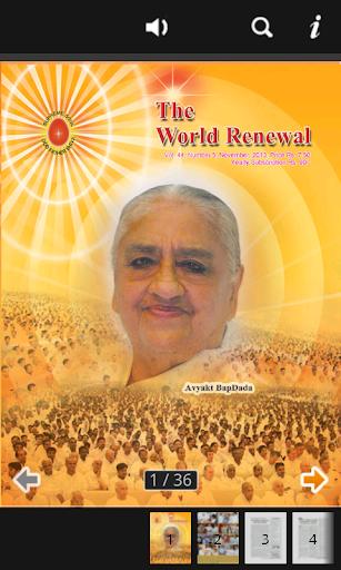 The World Renewal