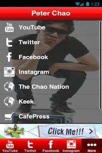 Peter Chao Droid - screenshot thumbnail
