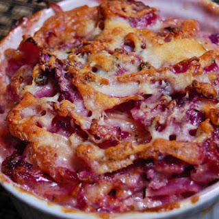 Cabbage Au Gratin Recipe