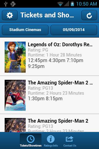 Stadium Cinemas