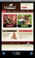 Screenshot of Reubro Designs