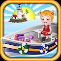 Baby Hazel Lighthouse Adventur icon