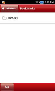 GMA for Android 2.2- screenshot thumbnail