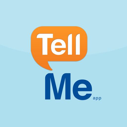 TellMe App LOGO-APP點子
