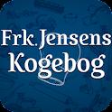 Frøken Jensens Kogebog logo