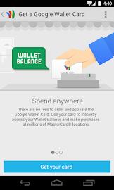 Google Wallet Screenshot 3