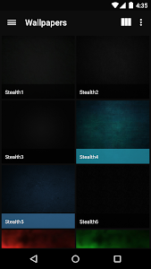 Stealth - Icon Pack v3.2.1