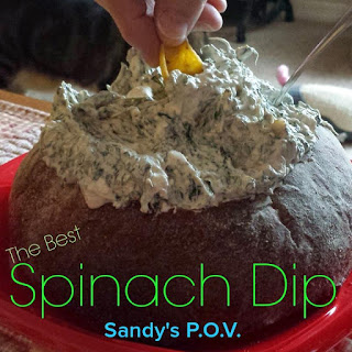 The Best Spinach Dip Ever