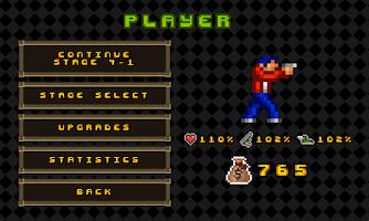 Screenshot of Jungle Mayhem
