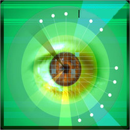Eye retina test