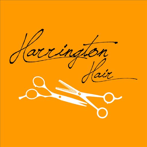 Harrington Hair LOGO-APP點子