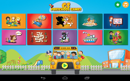GS Preschool Games - screenshot thumbnail