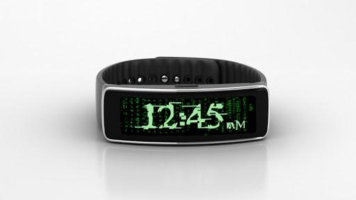 Matrix Clock Pro for Gear Fit