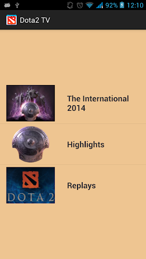 Dota2 TV Highlights