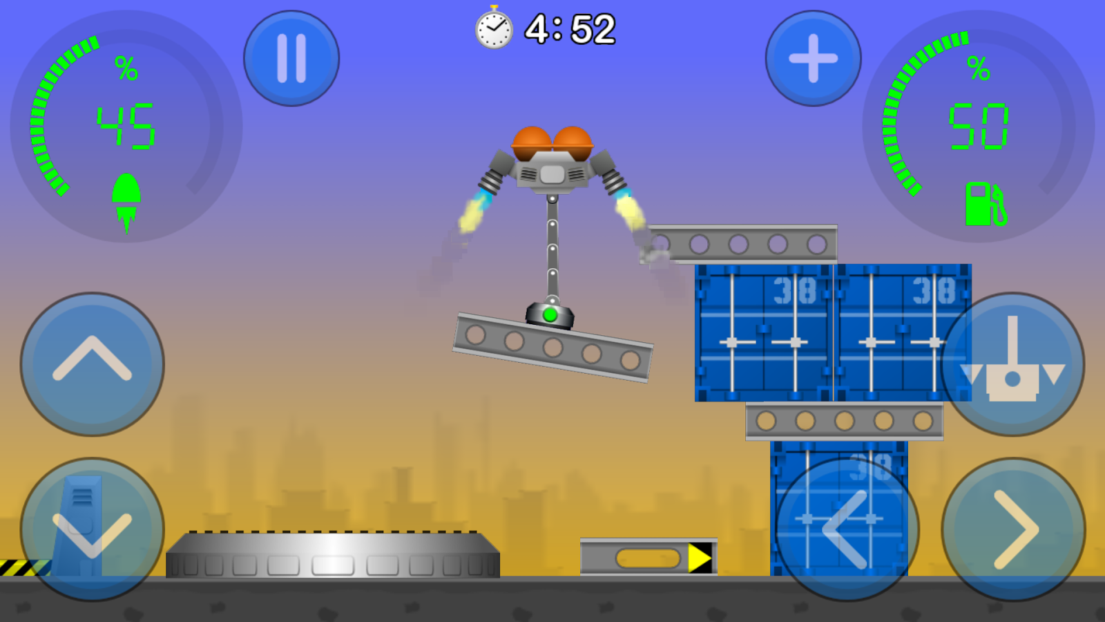 rocket crane android apps on google play