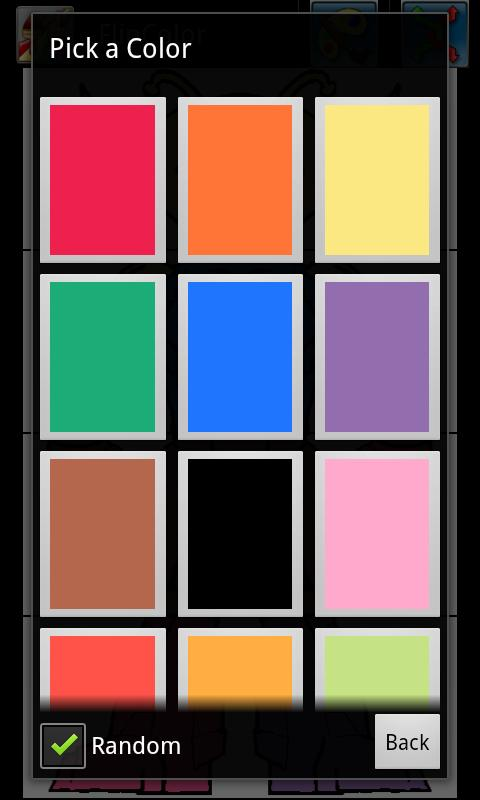 FlipColor Free- screenshot