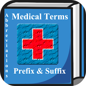 Medical Terms  Prefix & Suffix 醫療 App LOGO-硬是要APP