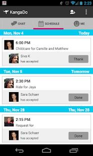 KangaDo Parent Assistant- screenshot thumbnail