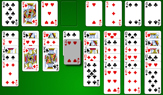 Odesys FreeCell - screenshot thumbnail