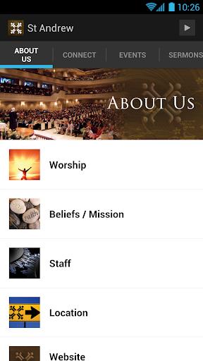 玩生活App|St Andrew UMC Plano免費|APP試玩