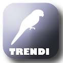 Trendi – Trends for Twitter logo