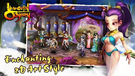 Immortal Odyssey 1.0.2a screenshot 54810