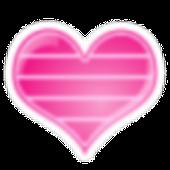 電池残量確認(heart)