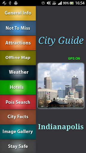 Indianapolis Offline Guide