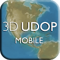 3D UDOP Mobile logo
