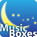 My baby music boxes (Lullaby) logo