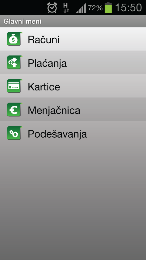 CA m-Banking (LeBankmobile) - screenshot