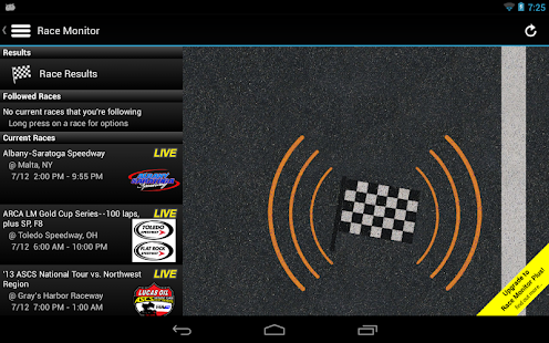 Race Monitor - screenshot thumbnail