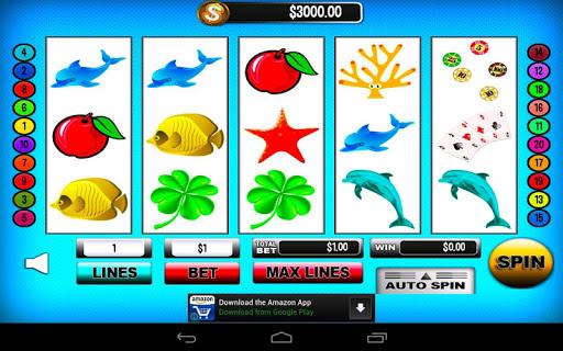 Dolphin Jackpot Cash Slots