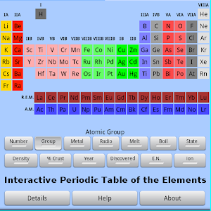 Best periodic table on google play reviews stats periodic table of elements urtaz Image collections