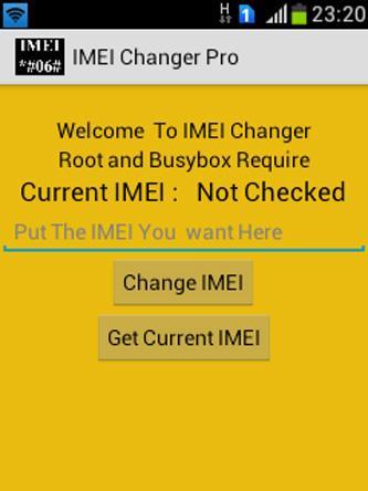 IMEI Tools Repair,Change ROOT Pro v 1.4  Mod APK [LATEST]