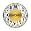 Old Golden Clock icon