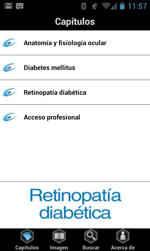 Retinopatía Diabética- screenshot