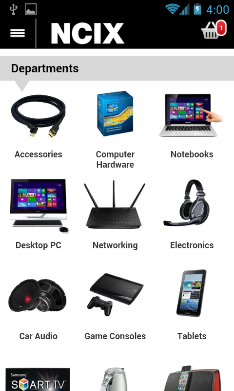 NCIX.com- screenshot