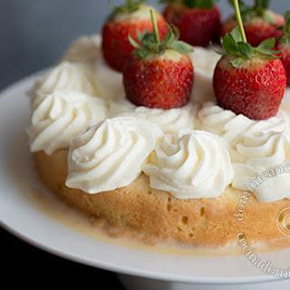 Tres leches (Three-milk cake).