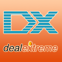 Shopping at DealExtreme logo