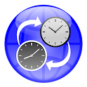 TiZo Pro(world time clock) icon