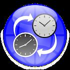 TiZo Pro(world time clock) icon