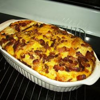 Most Excellent Breakfast Casserole.
