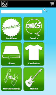 Nikochan Comics App- screenshot thumbnail