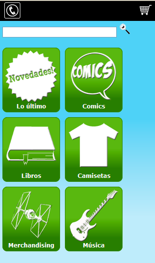Nikochan Comics App- screenshot
