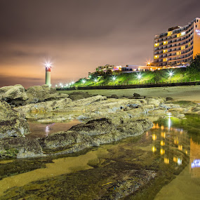 Beverly Sky by Marc Anderson - Landscapes Beaches ( umhlanga rocks, durban, rocher photography, south africa, marc anderson,  )