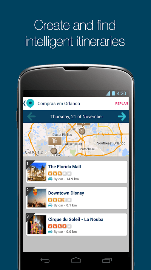 Orlando Travel Guide Florida Android Apps On Google Play