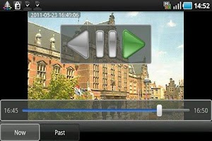 Screenshot of Spotter Mobile