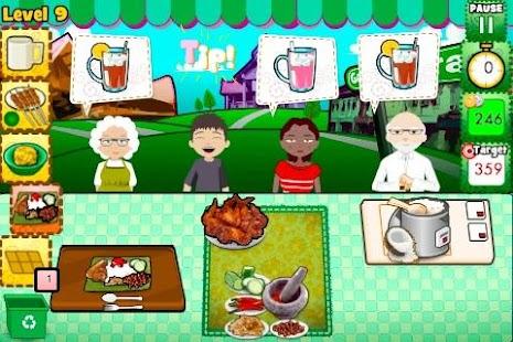 Kopi Tiam Mini - Cooking Asia!- screenshot thumbnail